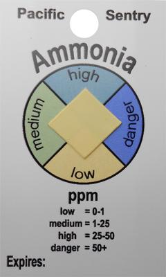 CAFO Ammonia Sensor
