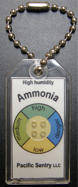 Small Animal Ammonia Sensor