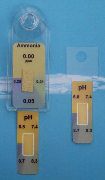 Ammonia/pH Aqua Sensor